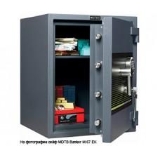 Сейф MDTB Banker M 67 2K